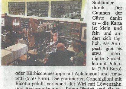 Münchner Merkur, 2013: